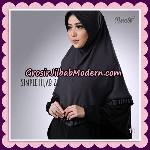 Jilbab Bergo Simple Hijab Seri 22 By Firza Hijab Support Oneto No 10