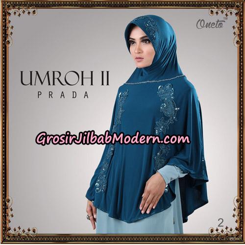 Jilbab Bergo Umroh II Prada Support Oneto Hijab No 2