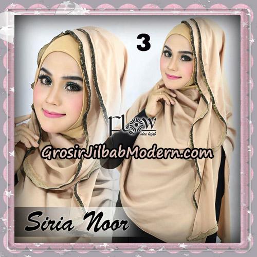 Jilbab Instant Exclusive Siria Noor Sequin Original By Flow Idea No 3