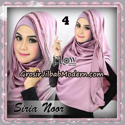 Jilbab Instant Exclusive Siria Noor Sequin Original By Flow Idea No 4