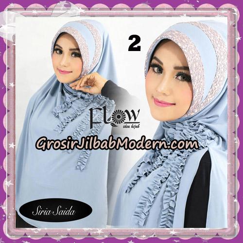 Jilbab Instant Pet Syria Saida Original By Flow Idea No 2