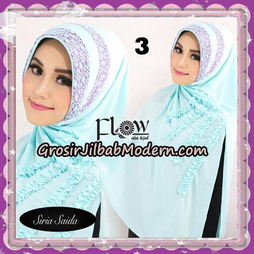Jilbab Instant Pet Syria Saida Original By Flow Idea No 3