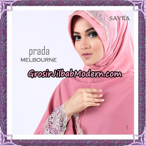 Jilbab Instant Prada Melbourne Original By Sayra Hijab Brand No 1