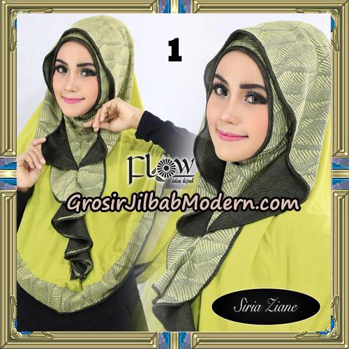 Jilbab Instant Premium Syria Ziane Original By Flow Idea No 1