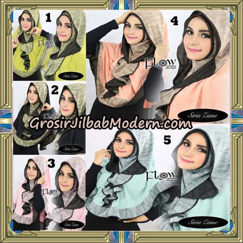 Jilbab Instant Premium Syria Ziane Original By Flow Idea