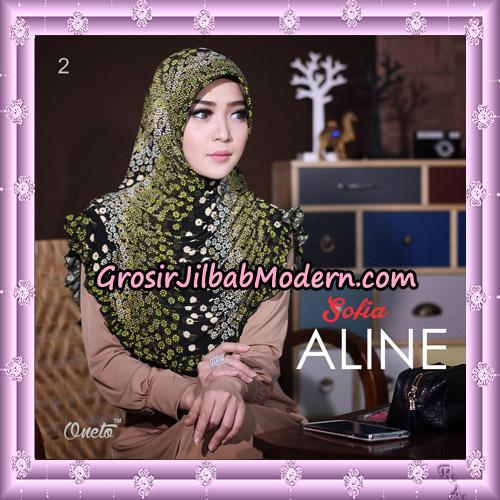 Jilbab Instant Sofia Aline Original By Oneto Hijab Brand No 2
