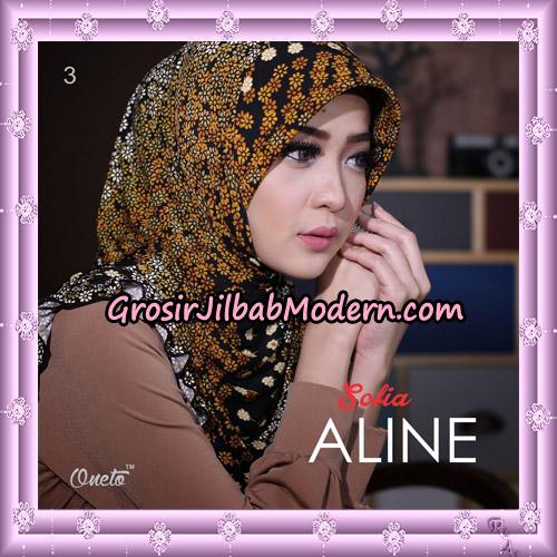 Jilbab Instant Sofia Aline Original By Oneto Hijab Brand No 3