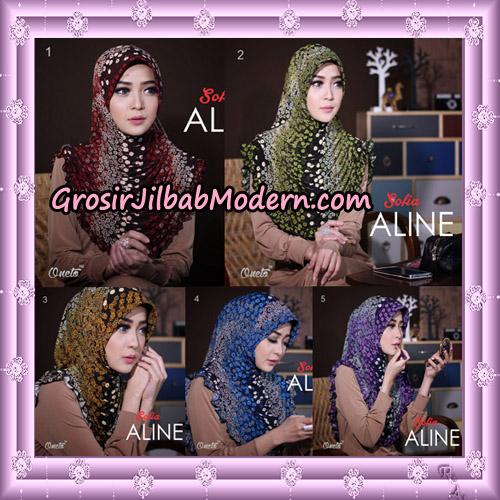 Jilbab Instant Sofia Aline Original By Oneto Hijab Brand