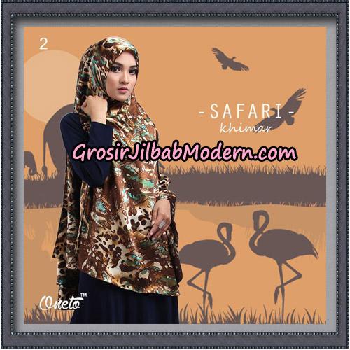 Jilbab Cantik Safari Khimar Original By Oneto Hijab Brand No 2