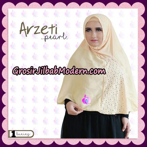 Jilbab Instant Arzeti Pearl Original By Apple Hijab Brand No 1