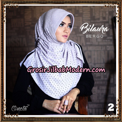 Jilbab Instant Bilaura Bergo Original By Oneto Hijab Brand No 2