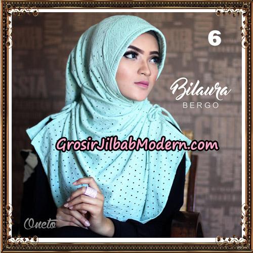 Jilbab Instant Bilaura Bergo Original By Oneto Hijab Brand No 6