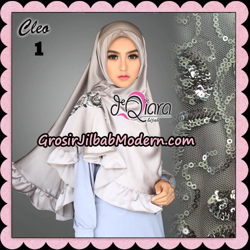 Jilbab Instant Cantik Khimar Cleo Original By dQiara Hijab Brand No 1