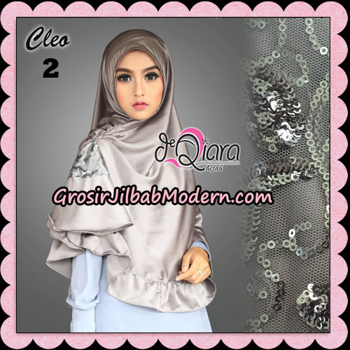 Jilbab Instant Cantik Khimar Cleo Original By dQiara Hijab Brand No 2