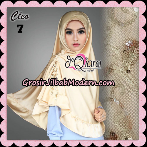 Jilbab Instant Cantik Khimar Cleo Original By dQiara Hijab Brand No 7