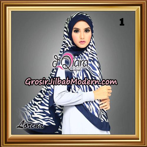 Jilbab Instant Cantik Khimar Lorena Original By dQiara Hijab Brand No 1