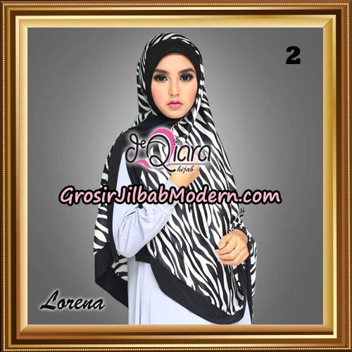 Jilbab Instant Cantik Khimar Lorena Original By dQiara Hijab Brand No 2