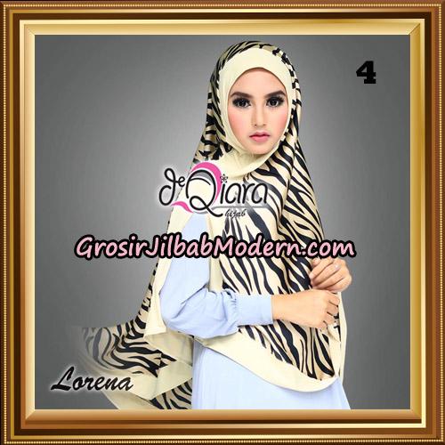 Jilbab Instant Cantik Khimar Lorena Original By dQiara Hijab Brand No 4