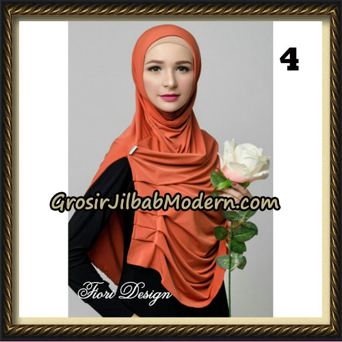 Jilbab Instant Cantik Syria Alla Original by Fiori Design No 4
