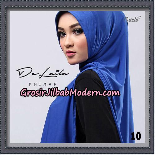 Jilbab Khimar DeLaila Original By Oneto Hijab Brand No 10
