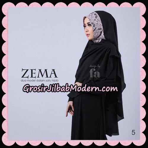 Jilbab Khimar Zema By Fa Hijab Support Oneto Hijab No 5