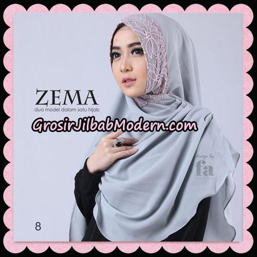 Jilbab Khimar Zema By Fa Hijab Support Oneto Hijab No 8