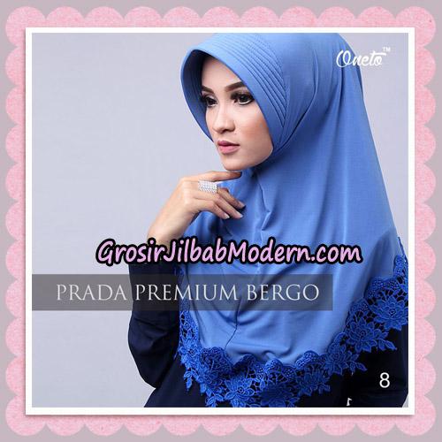 Jilbab Cantik Prada Premium Bergo Original By Oneto Hijab Brand No 8