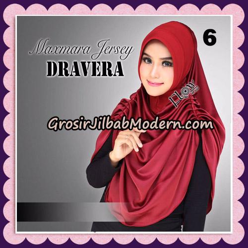 Jilbab Cantik Siria Dravera Original By Flow Idea No 6