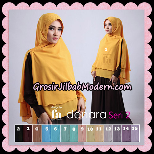 Jilbab Instant Khimar Denara Seri 2 By Fa Hijab Brand