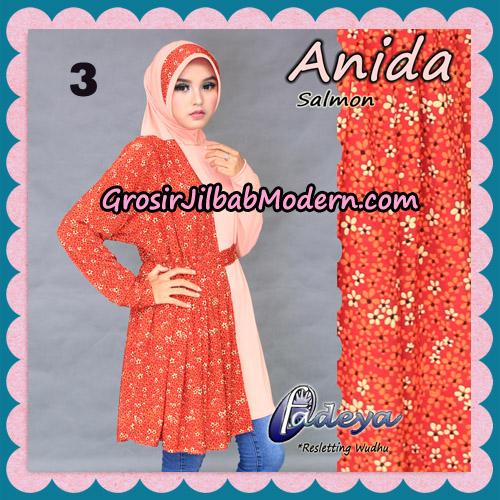 Jilbab Lengan Cantik Tunik Anida Original By Fadeya Brand No 3