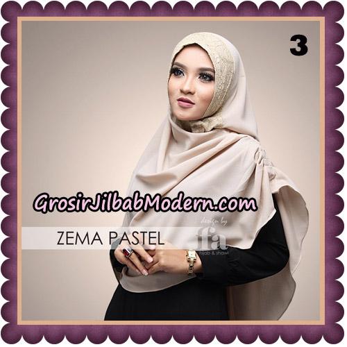 Jilbab Instant Khimar Zema Pastel Original By Fa Hijab Brand No 3