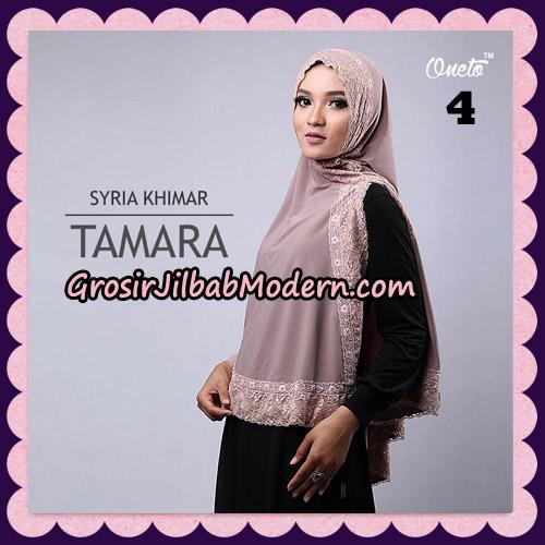 Jilbab Syari Cantik Khimar Tamara Support Oneto No 4