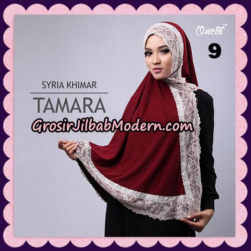 Jilbab Syari Cantik Khimar Tamara Support Oneto No 9