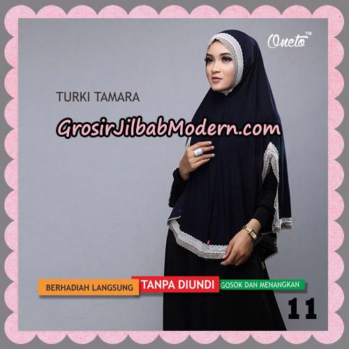 Jilbab Syari Cantik Khimar Turki Tamara Support Oneto No 11