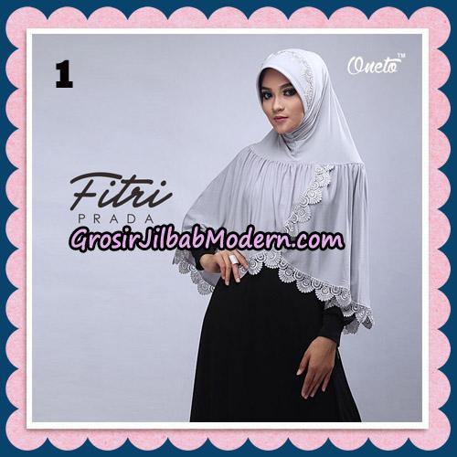 Jilbab Cantik Fitri Prada Bergo Original By Oneto Hijab Brand No 1