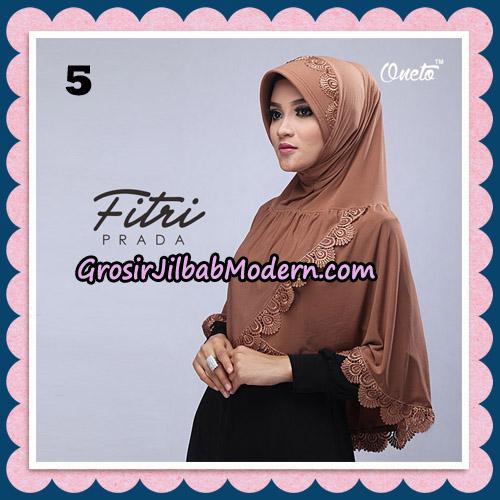 Jilbab Cantik Fitri Prada Bergo Original By Oneto Hijab Brand No 5