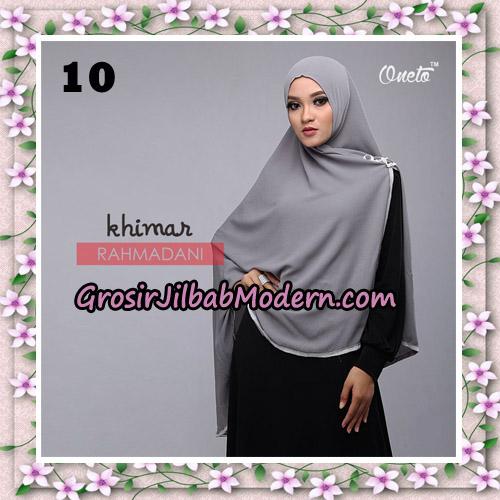 Jilbab Instant Khimar Rahmadani Original By Star Support Oneto Hijab No 10