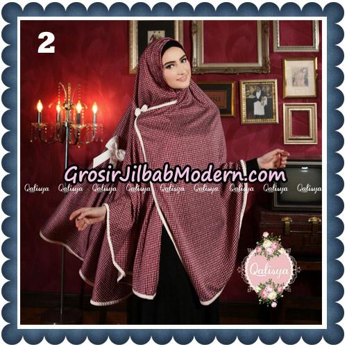 Jilbab Syari Khimar Lauza Original by Qalisya Hijab Brand No 2