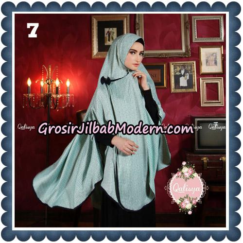 Jilbab Syari Khimar Lauza Original by Qalisya Hijab Brand No 7