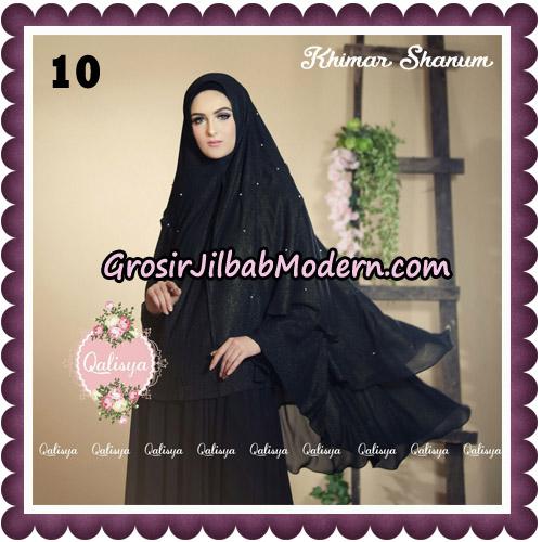 Jilbab Syari Khimar Shanum Original by Qalisya Hijab Brand No 10