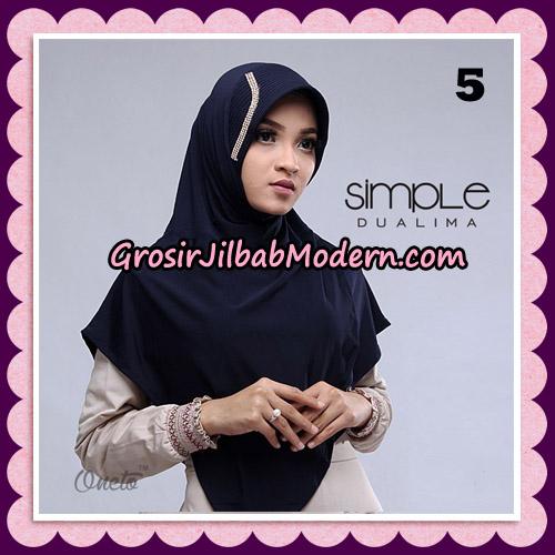 Jilbab Bergo Simple Hijab Seri 25 Original By Firza Hijab Brand No 5