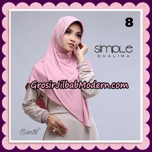Jilbab Bergo Simple Hijab Seri 25 Original By Firza Hijab Brand No 8