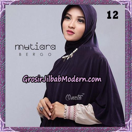 Jilbab Cantik Bergo Mutiara Original By Oneto Hijab Brand No 12