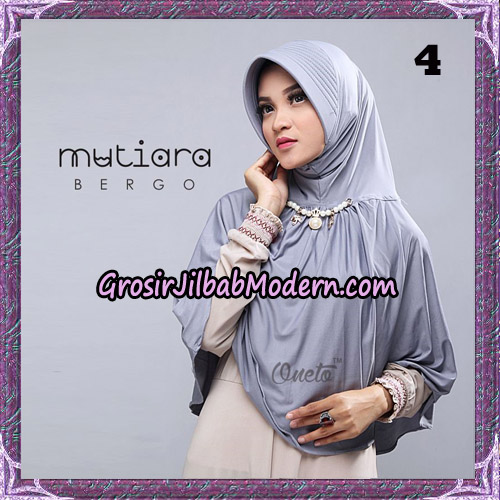 Jilbab Cantik Bergo Mutiara Original By Oneto Hijab Brand No 4