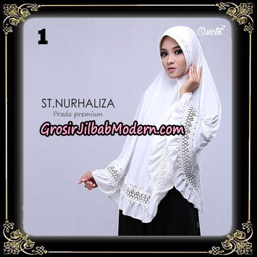 Jilbab Cantik St Nurhaliza Prada Premium Bergo By St Support Oneto Hijab No 1
