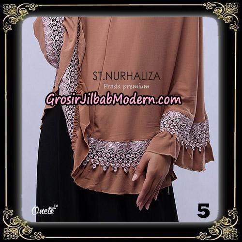 Jilbab Cantik St Nurhaliza Prada Premium Bergo By St Support Oneto Hijab No 5