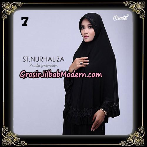 Jilbab Cantik St Nurhaliza Prada Premium Bergo By St Support Oneto Hijab No 7