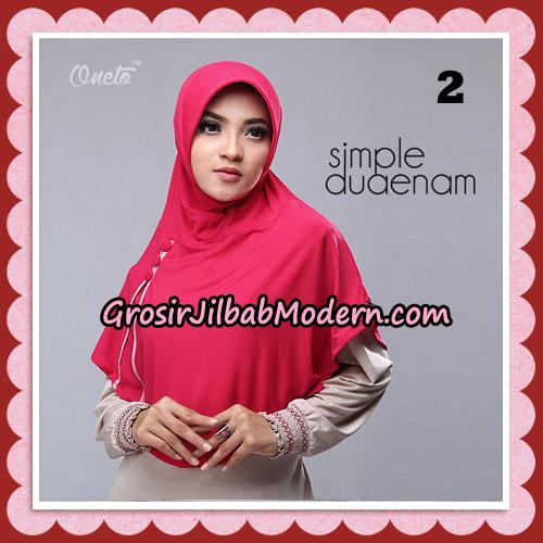 Jilbab Bergo Simple Hijab Seri 26 Original By Firza Hijab Brand No 2
