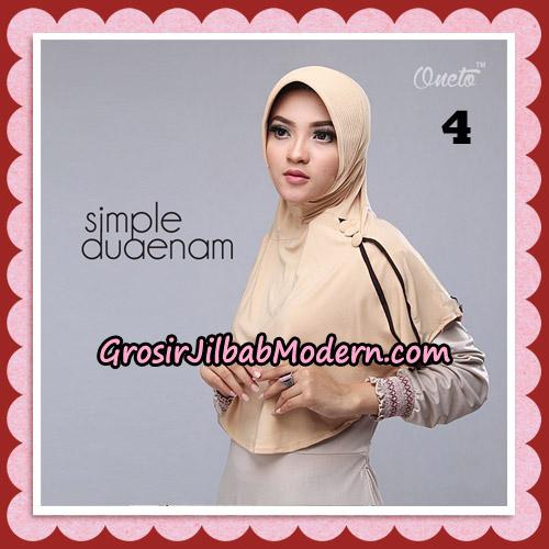 Jilbab Bergo Simple Hijab Seri 26 Original By Firza Hijab Brand No 4