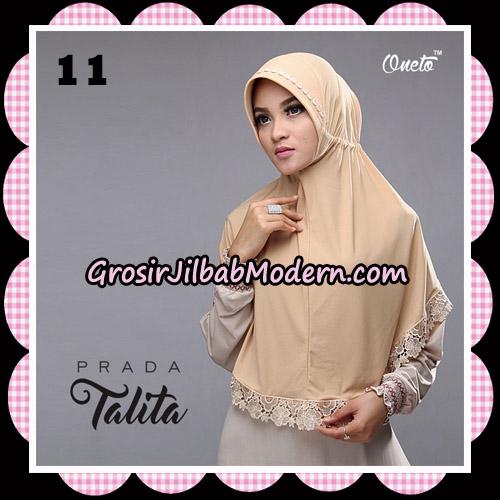 Jilbab Cantik Prada Talita Original By Oneto Hijab Brand No 11